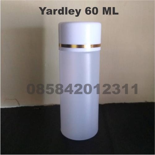 Botol Yardley 60 ML List Gold