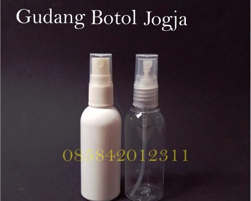 Botol BR 60 ML Tutup Spray