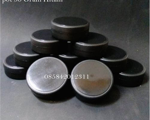 Pot 50 Gram Hitam Ceper, Lulur pomade Leather Care