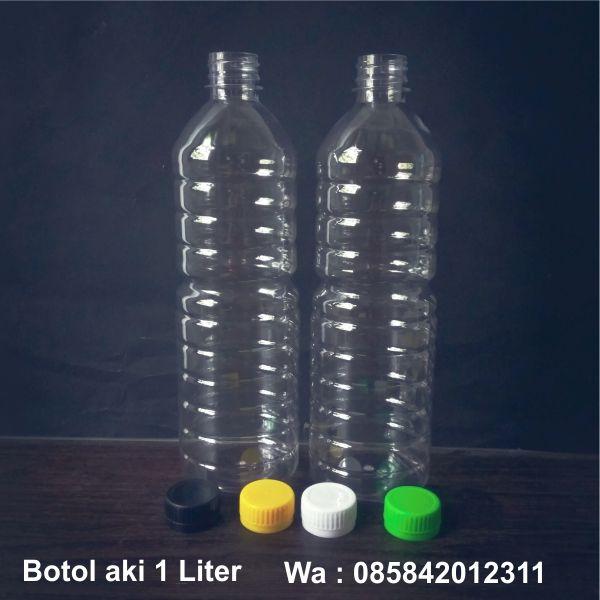 Botol 1 liter Aki
