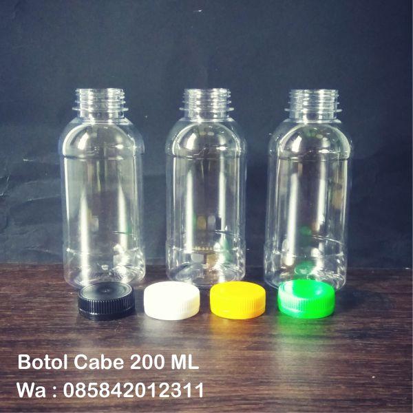 Botol Cabe 200 ML