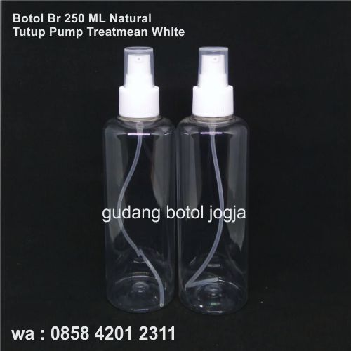 Botol BR 250 ML Tutup Pumptreatmean
