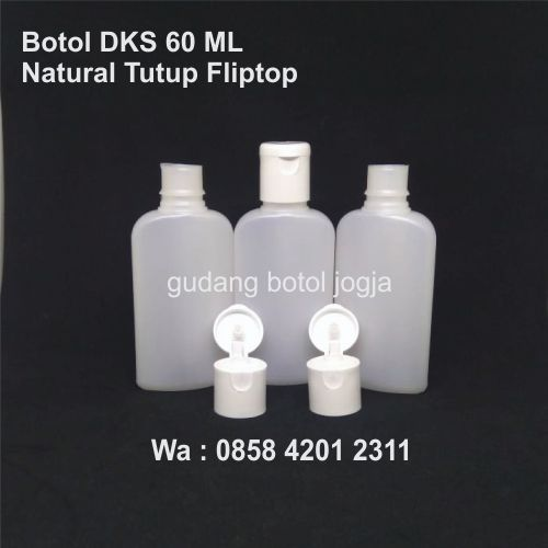 Botol DKS 60 ML